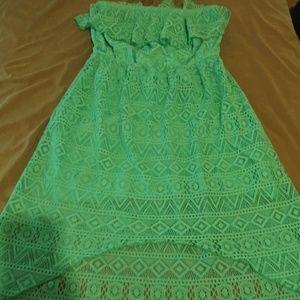 Maurice's halter dress